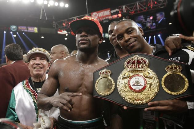 Floyd Mayweather: 4 Perfect Opponents to Finish Money's Career 50-0