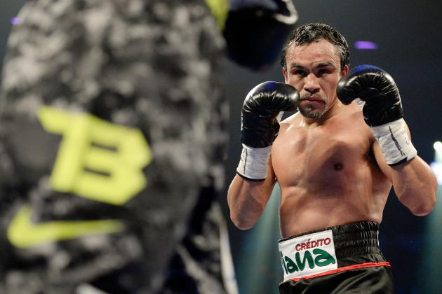 Juan Manuel Marquez vs. Mike Alvarado: Fight Time, Date, Live Stream and TV Info