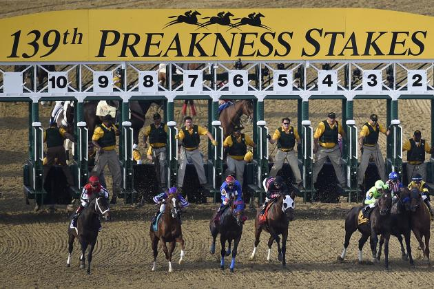 Preakness 2014: Most Shocking Results From Pimlico