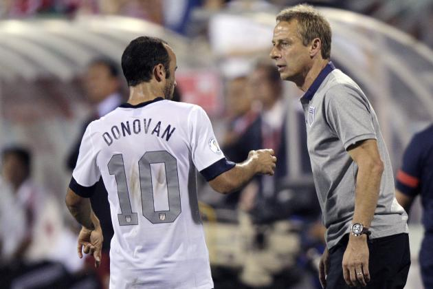 Landon Donovan's Snub Will Have Little Impact on United States' World Cup Hopes