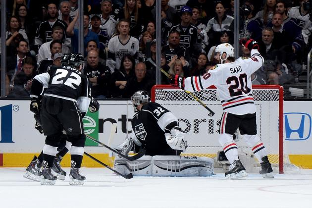 Kings vs. Blackhawks: Viewing Guide for Game 7 of Western Conference Final