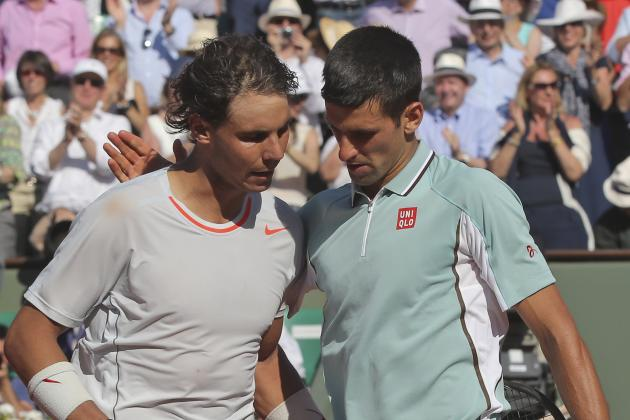 Nadal vs. Djokovic: Preview and Viewing Info for French Open 2014 Men's Finals