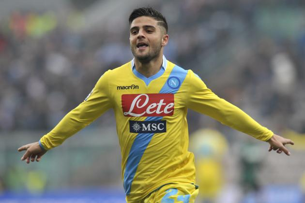Arsenal Transfer News: Gunners Should Work to Secure Lorenzo Insigne's Signature