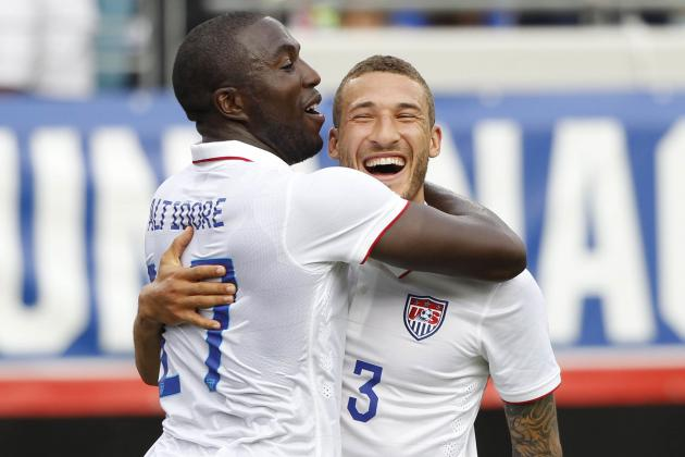 Jozy Altidore's Brace Against Nigeria Erases Doubt Ahead of 2014 World Cup
