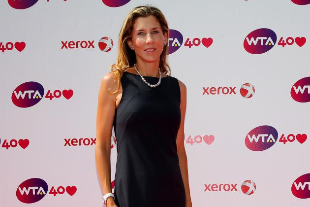 Monica Seles Engaged to Former Buffalo Sabres Owner Tom Golisano
