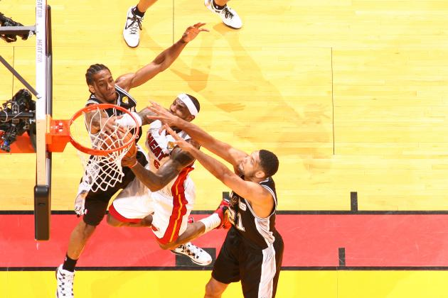 NBA Finals 2014: Heat vs. Spurs Updated Odds for Game 4