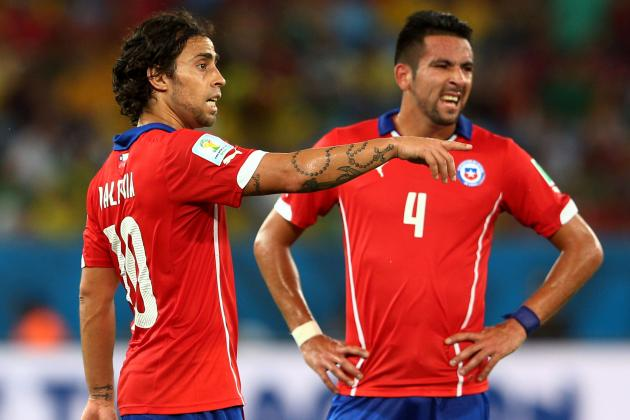 Chile vs. Australia: La Roja Far from Convincing Despite 3-1 Win over Socceroos