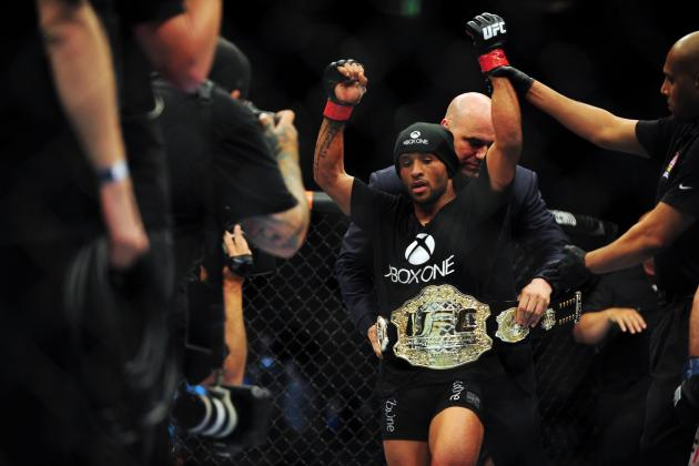 UFC 174: How Main Card Results Will Affect Title Pictures