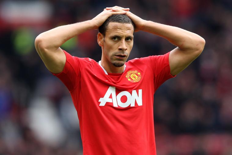 Rio Ferdinand Accidentally Mocks England Physio's Dislocated Ankle