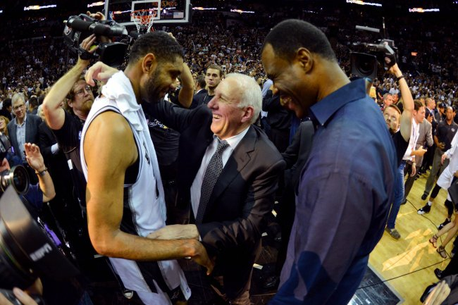 Spurs Vanquish Heat and Illustrate Yet Again Endurance of Spurs' Unique Way