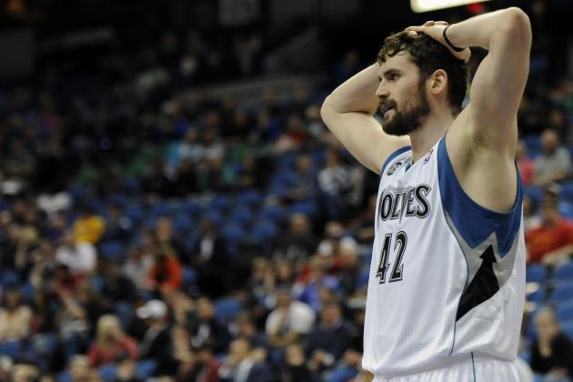 Kevin Love Trade Rumors: Latest Reports and Buzz Around Timberwolves Star