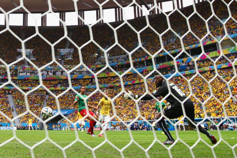Cameroon vs. Brazil: Goals and Highlights from Group A Match