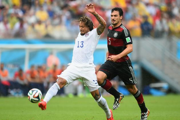 Collymore's World Cup Corner: USA Can Reach Quarter-Finals at World Cup