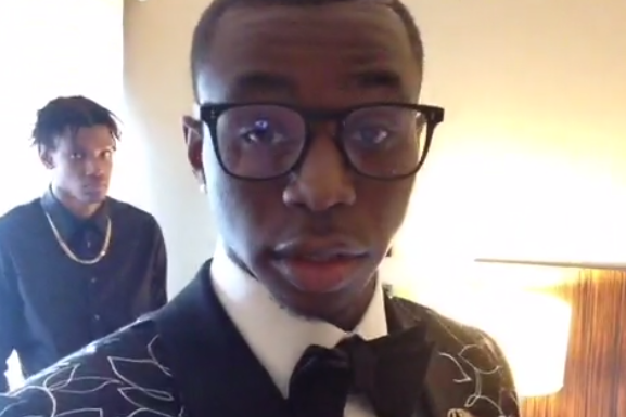 2014 NBA Draft Prospects Show Off Their Suits
