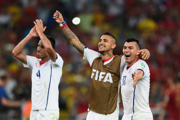 Brazil vs. Chile 2014: Lingering Questions Ahead of Massive World Cup Clash