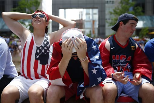 USA vs. Germany 2014: Americans Shouldn't Panic After Loss in Group Stage Finale