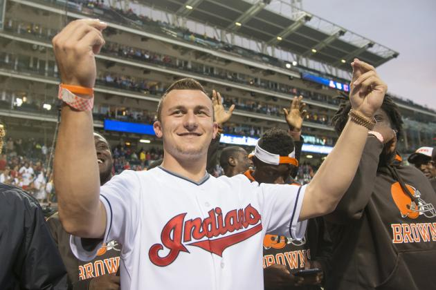 Cleveland Browns Reportedly Ask Johnny Manziel to Tone It Down