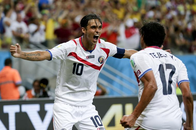 Costa Rica vs. Greece: Goals and Highlights for World Cup 2014 Round of 16