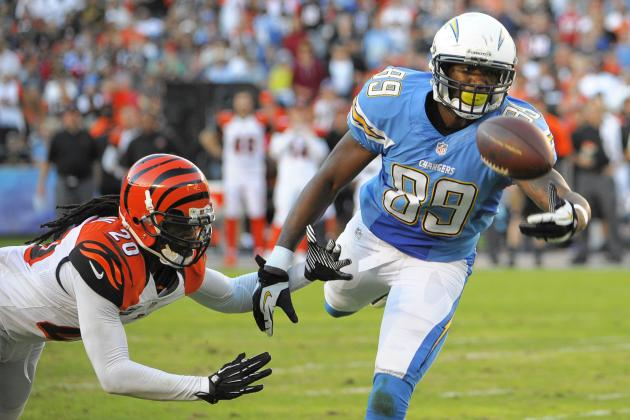 Fantasy Football 2014: Sleepers Falling Too Far in Early Drafts