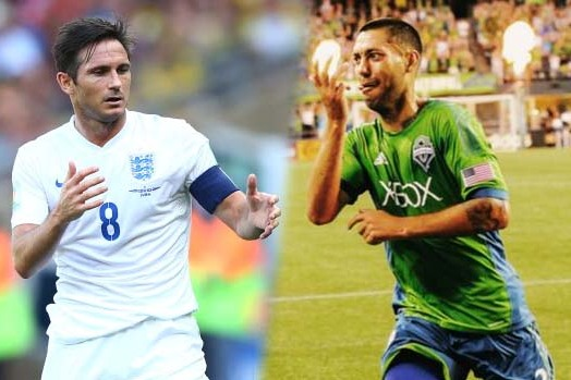 Seattle Sounders' Cheeky Response to New York City FC Signing Frank Lampard