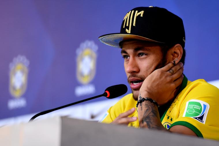 Neymar Criticised by New Brazil Coach Dunga for Dyed Hair, Wearing Caps