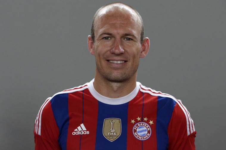 Arjen Robben Had No Idea Who New Bayern Munich Signing Mehdi Benatia Was