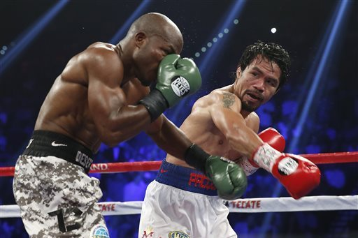 Is Mayweather vs. Pacquiao Still the Best Fight in Boxing ...
