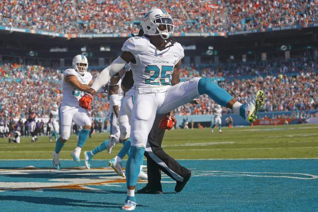 NFL Jersey's Women's Miami Dolphins LaMichael James Pro Line Team Color Jersey
