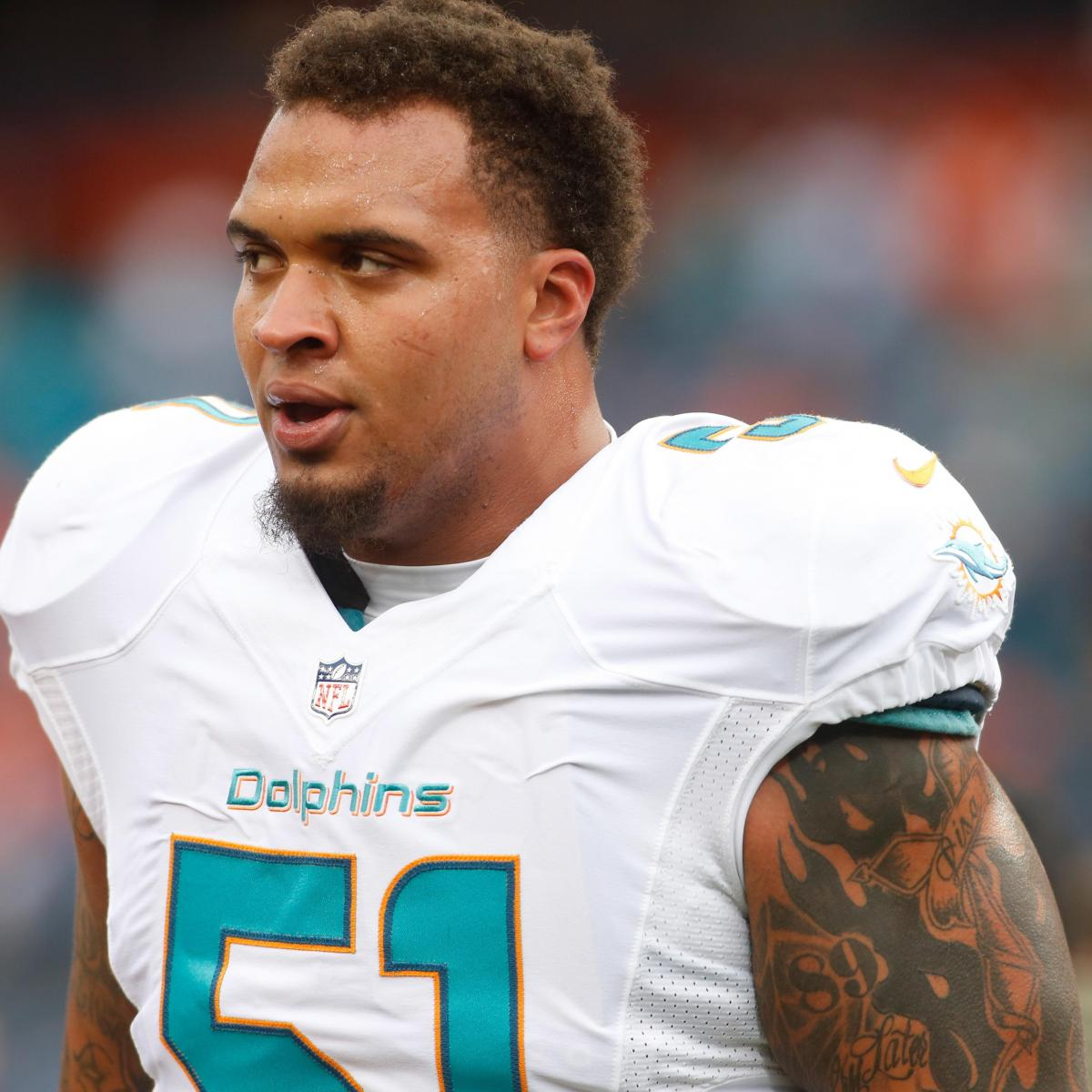 Mike Pouncey, Dolphins Agree On New Contract
