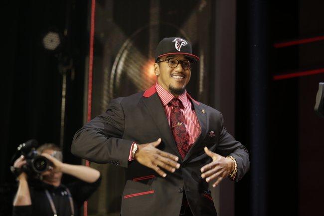 GAME Atlanta Falcons Vic Beasley Jerseys