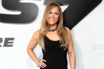 Ronda Rousey ESPN Body Issue Photo Shoot Due to Threat of