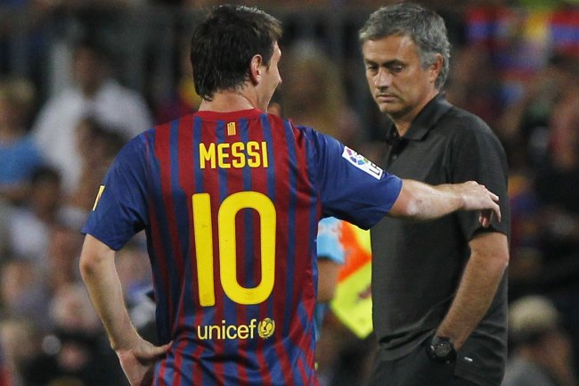 Mourinho: Messi Buat Raih Kemenangan Lebih Mudah - Berita