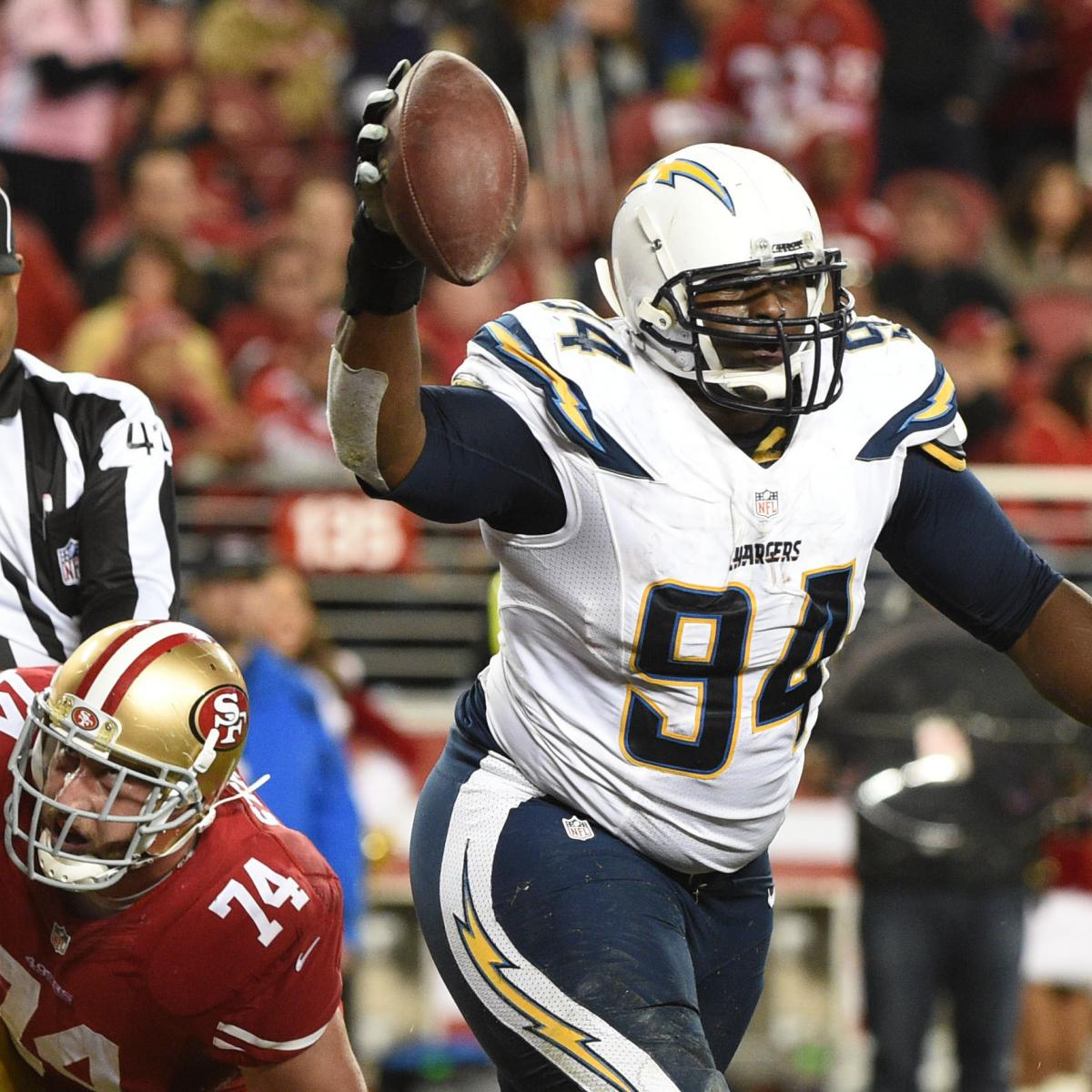 San Diego Chargers Defensive Line: Corey Liuget, Chargers Agree To New Contract: Latest