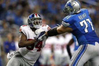 NFL Jerseys Official - Why Kerry Wynn Is New York Giants' Best Bet at Defensive End ...