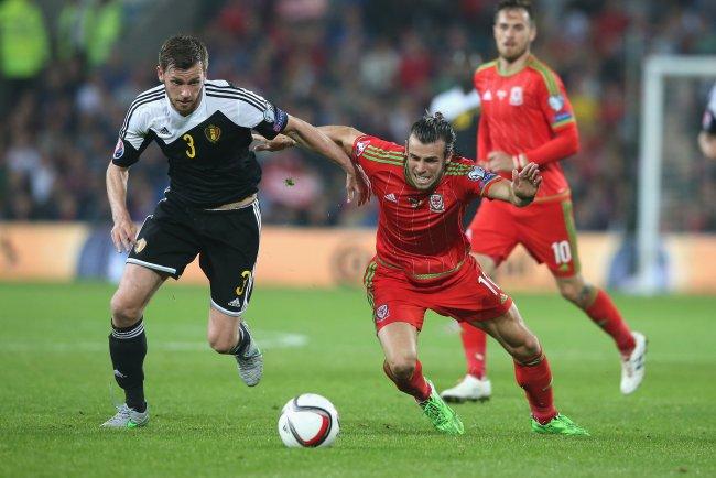 Wales Vs Belgien