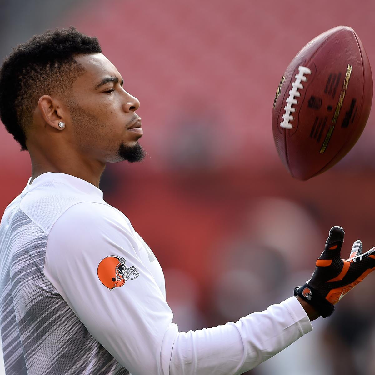 Browns CB Joe Haden Wants to Put an End to the 'R-Word ...