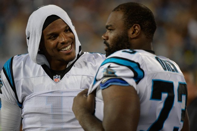 Nike jerseys for sale - Carolina Panthers Can't Maintain Success with Cam Newton Playing ...
