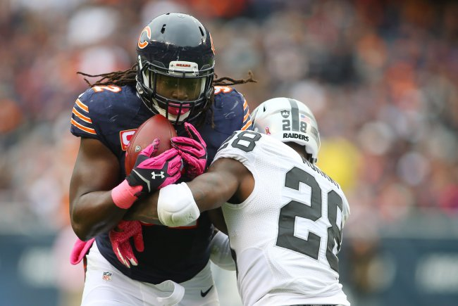 Nike jerseys for sale - Pernell McPhee Is Quickly Becoming the New Face of the Chicago ...