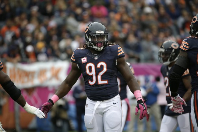 Nike jerseys for wholesale - How the Chicago Bears Can Slow Down Minnesota's Adrian Peterson in ...