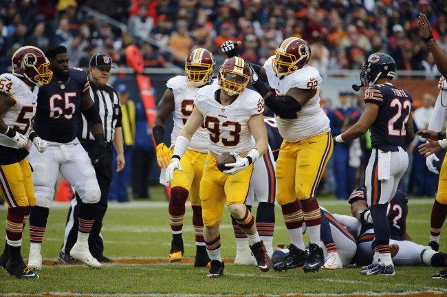 NFL Jersey's Men's Washington Redskins Kyshoen Jarrett Pro Line Team Color Jersey