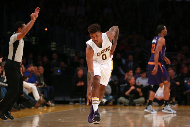 Nick Young Credits Kanye West's Shoutout on 'Facts' for Recent Success