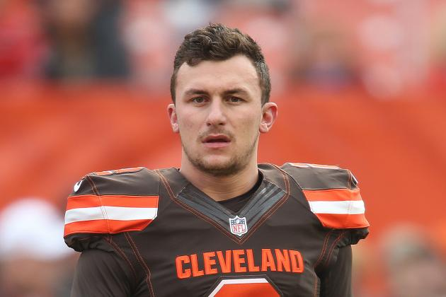 Report: Johnny Manziel Used Wig and Fake Mustache While Partying in Las Vegas