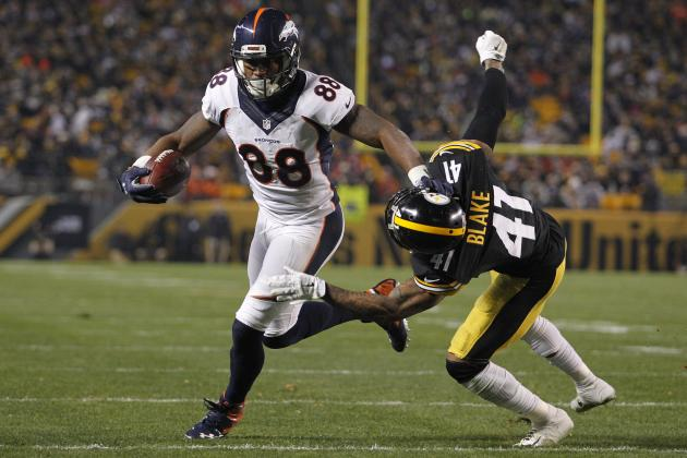 Broncos' Demaryius Thomas' Mother May See Him Play in Person for 1st Time
