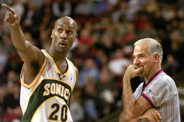 Gary Payton Says He 'Could Never Play Basketball in This Soft Era'