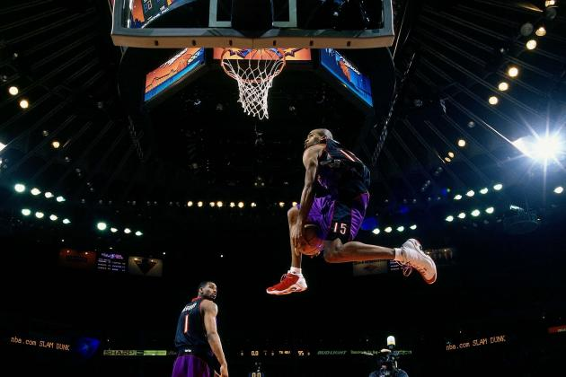 Vince Carter Was Impressed with the Dunk Contest, Told Zach LaVine 'Great Show'