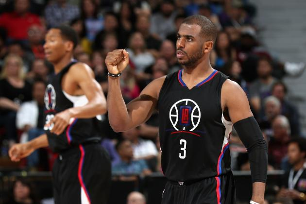 Chris Paul Is Listening to Kanye West's 'Life of Pablo' and Justin Bieber