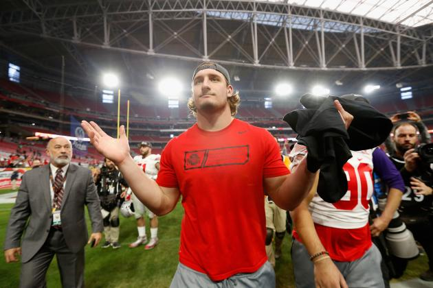Joey Bosa Unleashes Twitter Rant About People Stalking His Old Tweets
