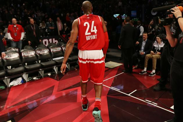 Kobe Bryant's Final All-Star Game Jersey Sold for $100K, Sets NBA Auction Record