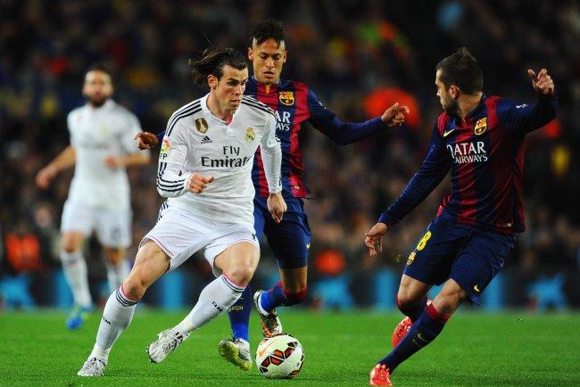 Real Madrid Vs Barcelona Highest Score Line