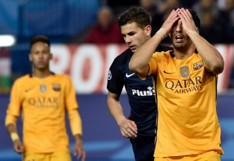 Lack Of Alternatives To Suarez Messi And Neymar Cost Barcelona